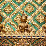 Emerald Buddha Temple — Stock Photo #5114322