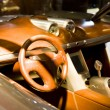 Inside Of A Car — Stock Photo