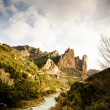 Pyrenees Landscape - Stock Photo