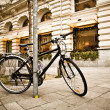 Stock Photo: City Bike