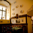 Stock Photo: Old Fashion Restaurant Interior