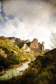 Pyrenees Landscape — Stock Photo