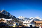 Village In Italian Alps — Stock Photo