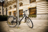 City Bike — Fotografia Stock
