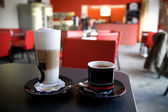 Kaffeezeit — Stockfoto