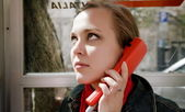 Waiting For Call — Stock Photo