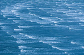 Abstract blue water sea — Stock Photo