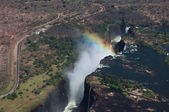 Victoria Falls — Stock Photo