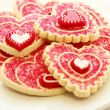 Valentine cookies — Stock Photo #4777463