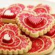 Royalty-Free Stock Photo: Valentine cookies