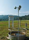 Barometer station — Stockfoto