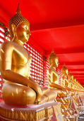 Buddha thai culture — Stock Photo
