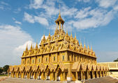 Wat thasung Tapınağı — Stok fotoğraf