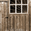 Old barn wood — Stock Photo