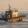 Stock Photo: TampBay Profession Pilot boat