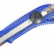 Utility knife with retractable blade — Foto de Stock