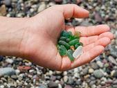 Kleine steine — Stockfoto