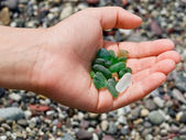 Little stones — Stock Photo