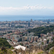 Stock Photo: Genov:panoramicdall'alto