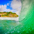 Padang padang wave — Stock Photo