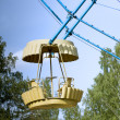 Ferris wheel close up cabin - Stock fotografie