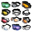 Ski goggles — Stock Photo #4685104