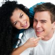 Couple in love — Stock Photo #4941442