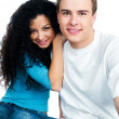 Couple in love — Stock Photo #4941445