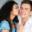Young couple — Stock Photo #4941458