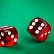 Two dice — Stock Photo #4976495