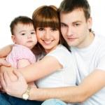 Happy family — Stock Photo #4976509