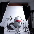 Foto Stock: Photo studio