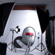 Photo studio — Foto de stock #4976902
