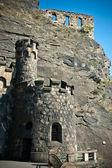 Ancient castle in Prague — Stock Photo