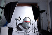 Photo studio — Stock Photo