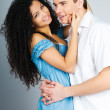 Young couple — Stock Photo #5033659