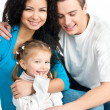 Happy family — Stock Photo #5127765