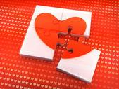 Love valentines — Stock Photo