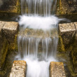 Stone waterfall — Stock Photo