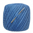 Tan Yarn spool — Stock Photo