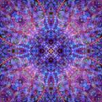 Постер, плакат: Hallucinogenic supernatural spiritual experience