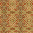 Abstract Seamless Brick Tile Pattern — Stock Photo