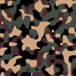 Seamless Camouflage Pattern — Stock Photo #4628072