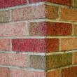 Royalty-Free Stock Photo: Brick Wall Corner