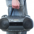 Boom box — Stock Photo