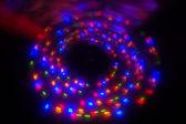 Multicolored spiral — Stock Photo