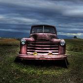 Starý automobil — Stock fotografie