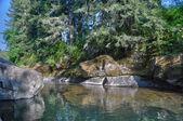 Lago roca — Foto de Stock