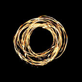 Ring of Fire — Stock Photo