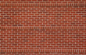 Clean brick wall — 图库照片